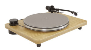 AnalogueWorks Zero Jelco Turntable Oak High Fidelity Services