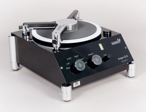 Hannl Record Cleaner