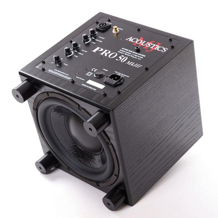 MJ Acoustics P50mk3-DRV-PNL