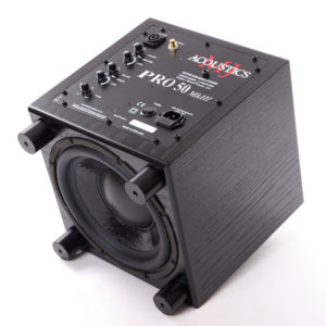 mj acoustics subwoofer made in england