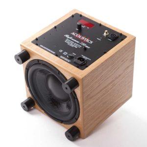 MJ Acoustics Reference subwoofer speaker made in england