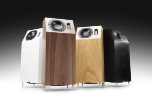 Neat Acoustics Iota ALPHA speakers