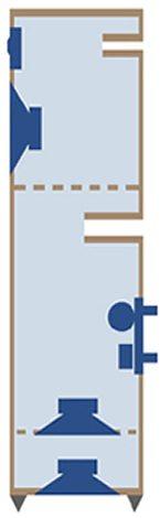 Momentum SX5i Internal View w/Isobaric