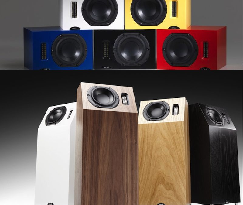 Neat Acoustics Introduces NEW Iota Series Loudspeaker at RMAF 2017!!!