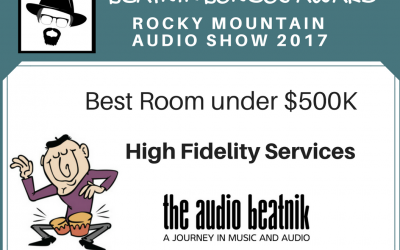 You Can't Beatnik This: Best Room Under $500K at RMAF 2017!